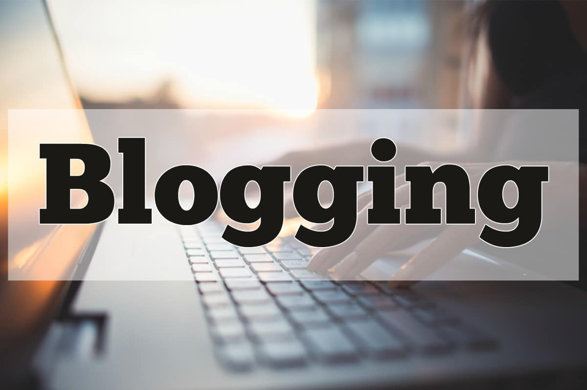 Cracking The BLOGGING Code