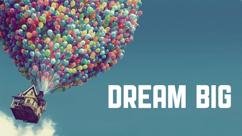 From Dreams to the Life You Want (it's within reach)